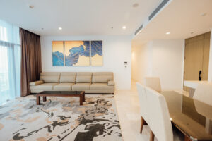 living dining area verde two