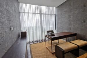 Study room at verde two