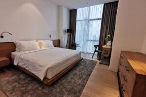 Main Bedroom at Verde Apartment